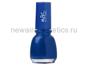 Лак для ногтей New Air Cosmetics синий