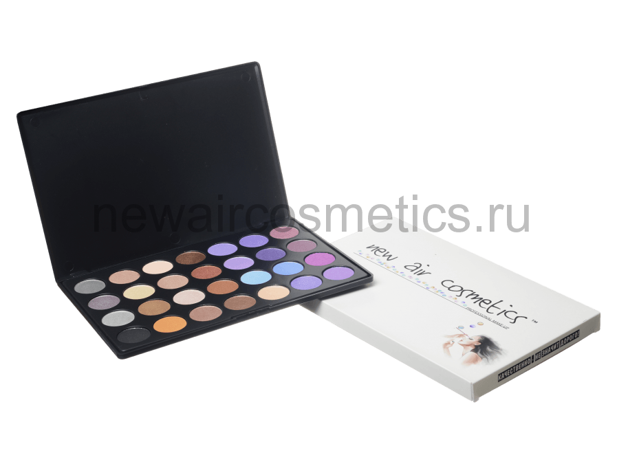 Палитра теней New Air Cosmetics 28 Glance