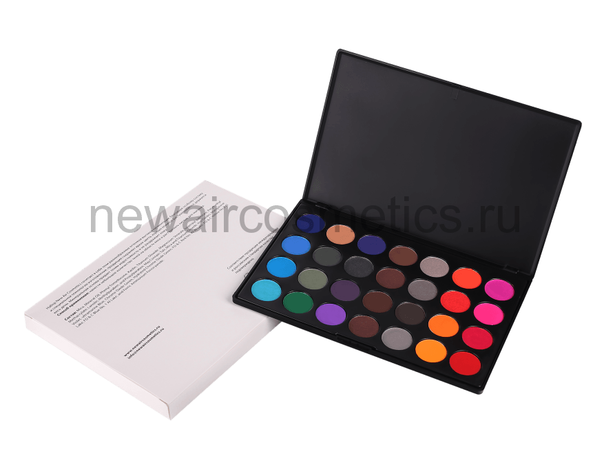 Палитра теней New Air Cosmetics 28 Party